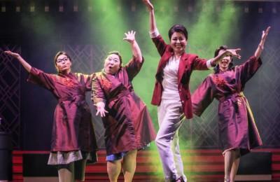 [영상] 뮤지컬 '메노포즈'...4050 여성이면 공감할 노래 '갱년기'