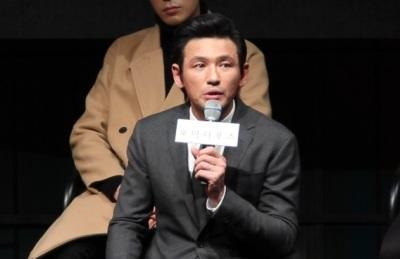 [영상] 연극 오이디푸스 황정민, '비극 연기의 끝판왕이고 싶다'