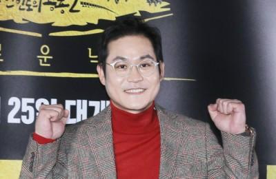 """[영상] '점박이' 김성균 """"집에 가면 아이들이 공룡 목소리 해달래요~"""""""