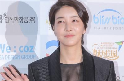 [영상] '독전' 진서연, 아찔한 블랙 시스루룩