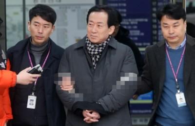 [영상] '부정채용' 오현득 국기원장 영장심사…오늘 구속 여부 결정