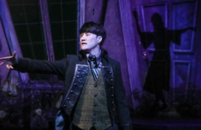 [영상] '뮤지컬과 영상의 만남'...뮤지컬 '뱀파이어 아더' 하이라이트