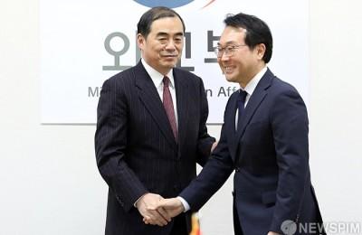 한·중 북핵 수석대표 협의…