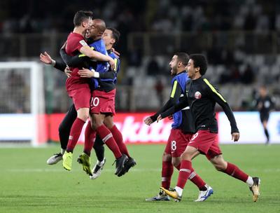 [사진] 카타르, 대한민국과 25일 아시안컵 4강 진출 놓고 격돌