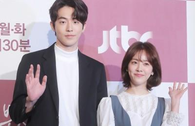 [사진] 남주혁-한지민 '선남선녀 커플'