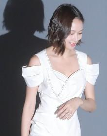 [사진] 고성희 '하늘색 구두가 포인트'