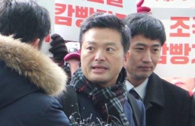 [영상] 김태우 전 수사관, 드루킹 특검 수사 관련 '조국·박형철·이인걸 추가 고발'
