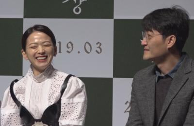 [영상] 천우희 연기 변신에 자신감 내비치는 영화 '우상' 이수진 감독