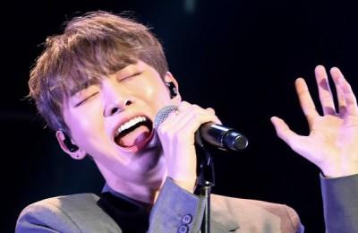 [영상] 워너원 이후 첫 솔로 행보 '윤지성'...타이틀곡 'In the Rain' 공개