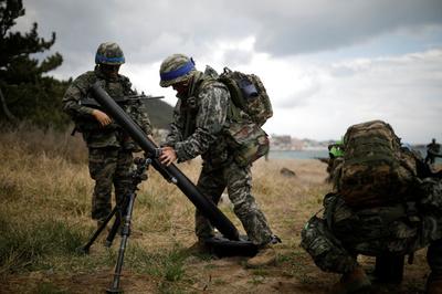 """北 외무성 """"한미연합훈련, 북미 실무협상에 영향 줄 것"""""""