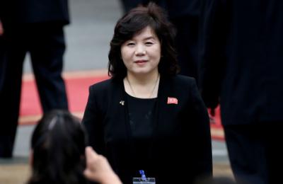 """""""북한의 폼페이오 등 관료 비난, 트럼프와 분리 전략"""""""