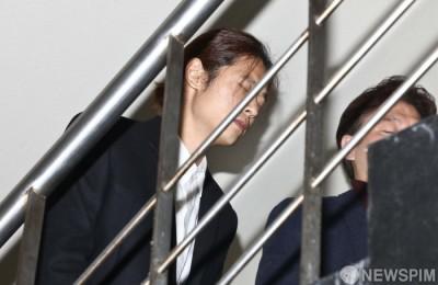 [사진] 눈 감은 정준영