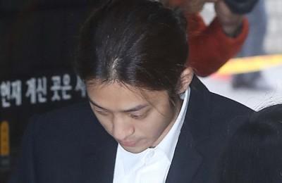 [종합] '성관계 영상 불법 촬영' 정준영 구속…
