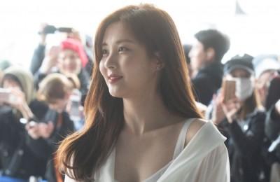 [사진] '눈부신 미모' 서울패션위크 참석한 가수 서현