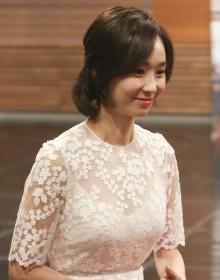 [사진] '독립운동가의 후손' 배우 한수연의 입장