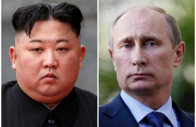 푸틴, 金이어 중러회담할 때 트럼프는 아베와..북핵 '블록 외교' 우려 커진다