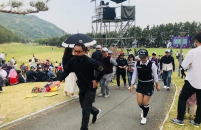 [스포츠 현장 IN] 조아연, 시즌 4번째 톱 10... 공동6위 (영상)