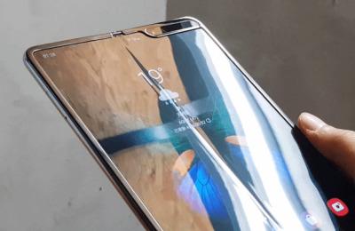 삼성 폴더블폰 중국서 관심 증폭, 중국매체가 보는 '갤럭시 폴드'는?