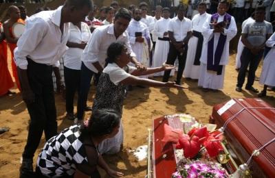 [종합] 스리랑카 폭탄 테러 사망자 310명…용의자 40명 체포