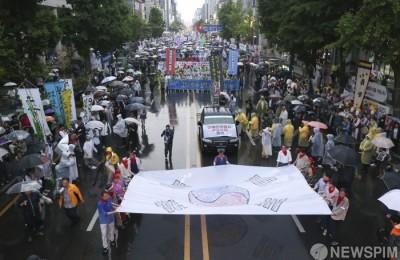 [사진] 5.18민주광장 향하는 광주 시민들