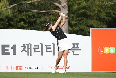 """[스포츠 현장 IN] 김지현 """"이미 첫승… 앞으로 잘될것 """" (일문일답)"""