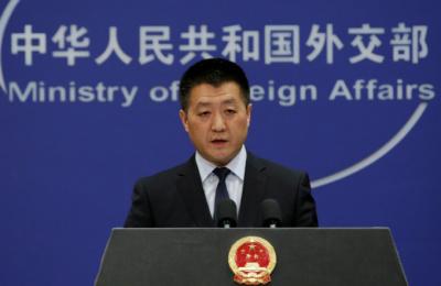 """중국 """"미국 정부, 무역전쟁 관련 거짓말로 대중 호도"""""""