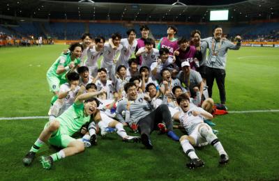 한국 U20 준우승에 중국 극찬 …