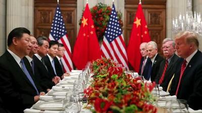 """[종합2보] 트럼프-시진핑 29일 정상회담‥""""무역 협상 재개가 목표"""""""