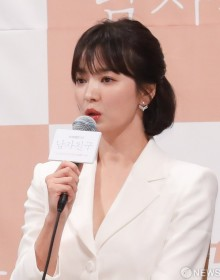 송중기 이혼과 상관無…송혜교 측