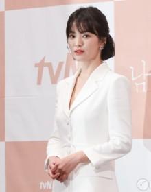 송혜교, 영화 '안나'로 돌아올까…