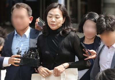 한진그룹 맏딸 조현아, 집행유예...경영 복귀 '파란불'