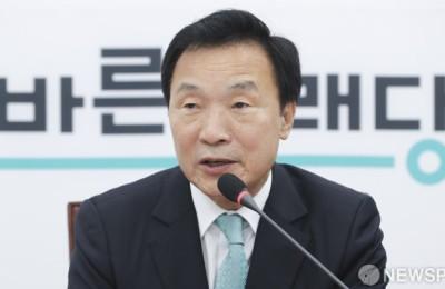 [전문] 손학규 대표, 靑 회동 모두발언...