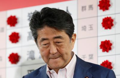 """[종합]NHK """"日참의원 여당·개헌세력 2/3의석 확보 실패"""""""