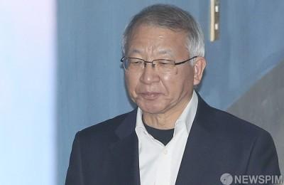 [종합2보] '사법농단' 양승태, 반년 만에 보석…보증금3억·자택 주거 제한 등 조건