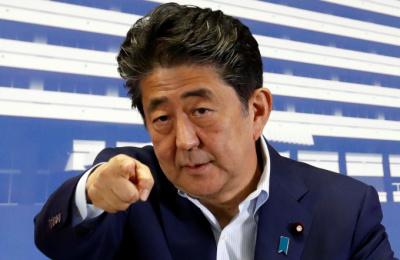 아베, 참의원選 이후 韓에 강경 발언...'한국 때리기' 계속되나