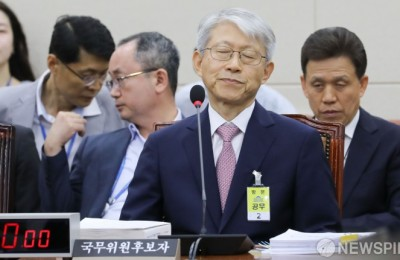 '조국 없는 조국 청문회?'...최기영 인사청문회, 조국 딸 문제 쟁점
