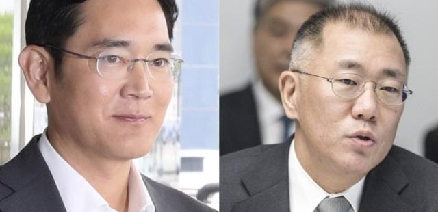 [K배터리 회동, 다음은③] 4대그룹 수장, 미래 사업 세계 석권 '시동'