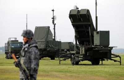 日, 1년여만에 패트리엇 재배치...北ICBM 위협 대응