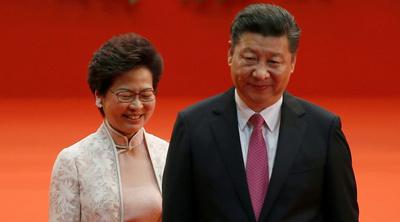 中 '홍콩 보안법' 제정에 세계 정치인 약 200명 비난 성명