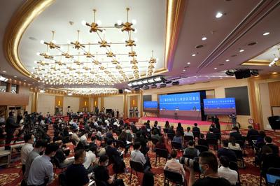 [2020 양회]  리커창 중국 총리 기자회견 전문(2) 홍콩·신냉전·FTA 이슈
