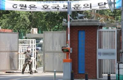 황제병사, 병원 간다고 외출 후 자가방문 의혹…공군, CCTV 확인 예정