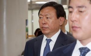 [종합2보] 신동빈 日 롯데 단독 대표회장 체제...한·일 '원톱' 굳건해