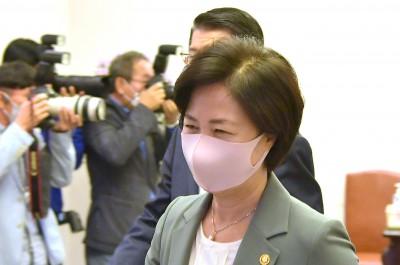 시민단체, '秋 아들 군 특혜 의혹' 수사한 동부지검 감찰 요청