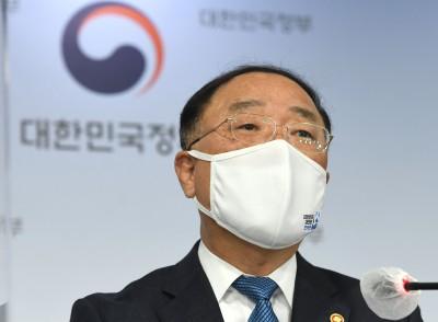 취임 2주년 홍남기, 재신임 딛고 '최장수 장관' 눈앞