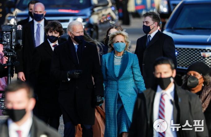 [뉴욕증시] Biden의 취임식이 사상 최고치를 마감합니다.