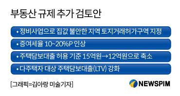 '25 차 부동산 대책 '투기 차단 계획 … 토지 거래 권 확대 및 증여세 인상 검토
