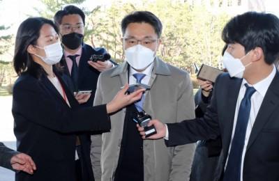 김진욱 공수처장, 자문위원들에