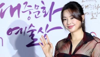 '2019 대한민국 대중문화예술상' 레드카펫