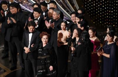 영화 '기생충' 제92회 아카데미 4개부문 수상