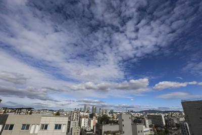 이런 서울하늘 봤나요?